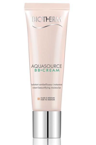 bb cream biotherm aquasource
