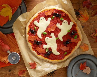 Блюда на Хэллоуин: рецепты закусок-430x480