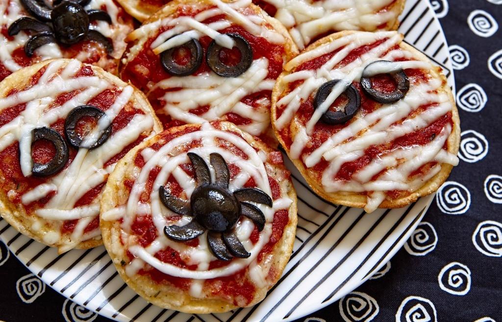 Блюда на Хэллоуин - фото