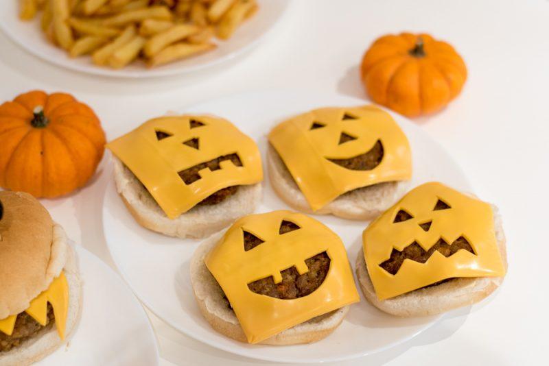 Рецепты закусок на Хэллоуин