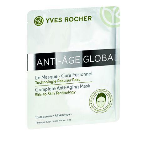 маска для лица «Возрождение молодости» Anti-Age Global, YVES ROCHER