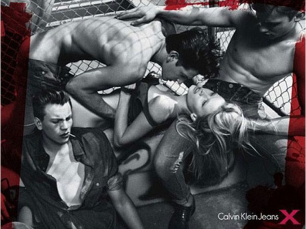 Не стыдно: самые скандальные рекламные кампании Calvin Klein-320x180