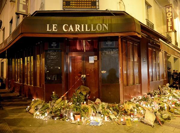 кафе «Le Carillon»