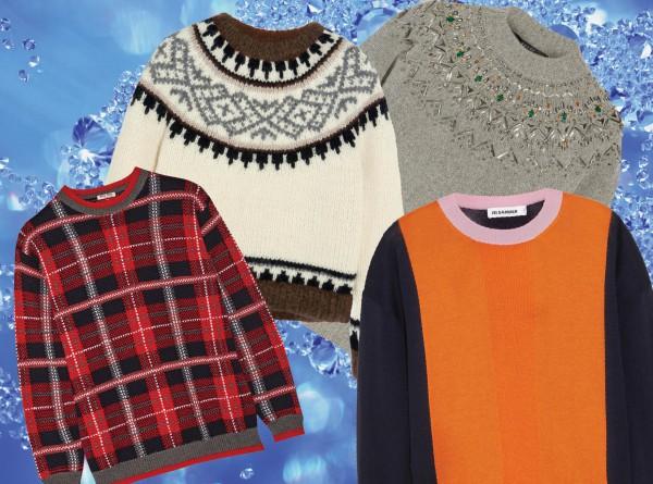 10 интересных свитеров на зиму-320x180
