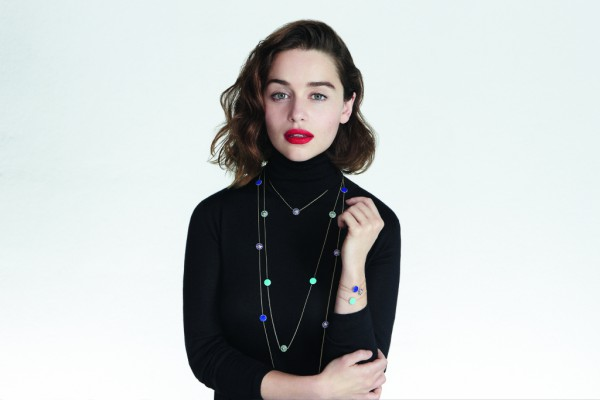 Эмилия Кларк для Dior