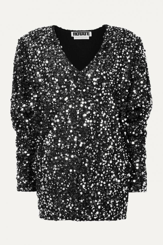 Cила света: выбираем блестящие наряды к новому году-Фото 4