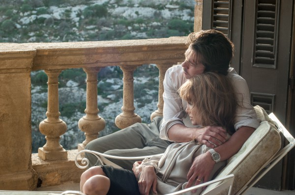 Анджелина Джоли и Брэд Питт: драма «У моря»-320x180