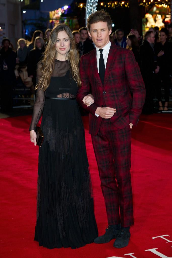 """The Danish Girl"" - UK Film Premiere - Red Carpet Arrivals"
