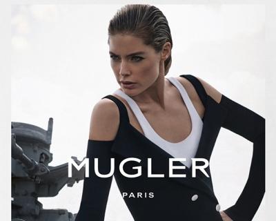 Дутцен Крез стала лицом кампании Mugler ss '16-430x480