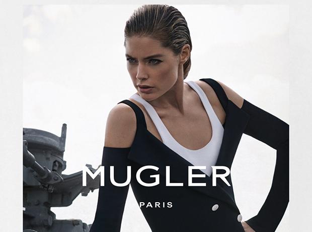 Дутцен Крез стала лицом кампании Mugler ss '16-320x180