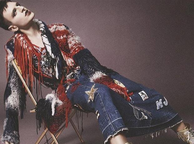 Лицом кампейна Marc Jacobs стала травести-дива-320x180