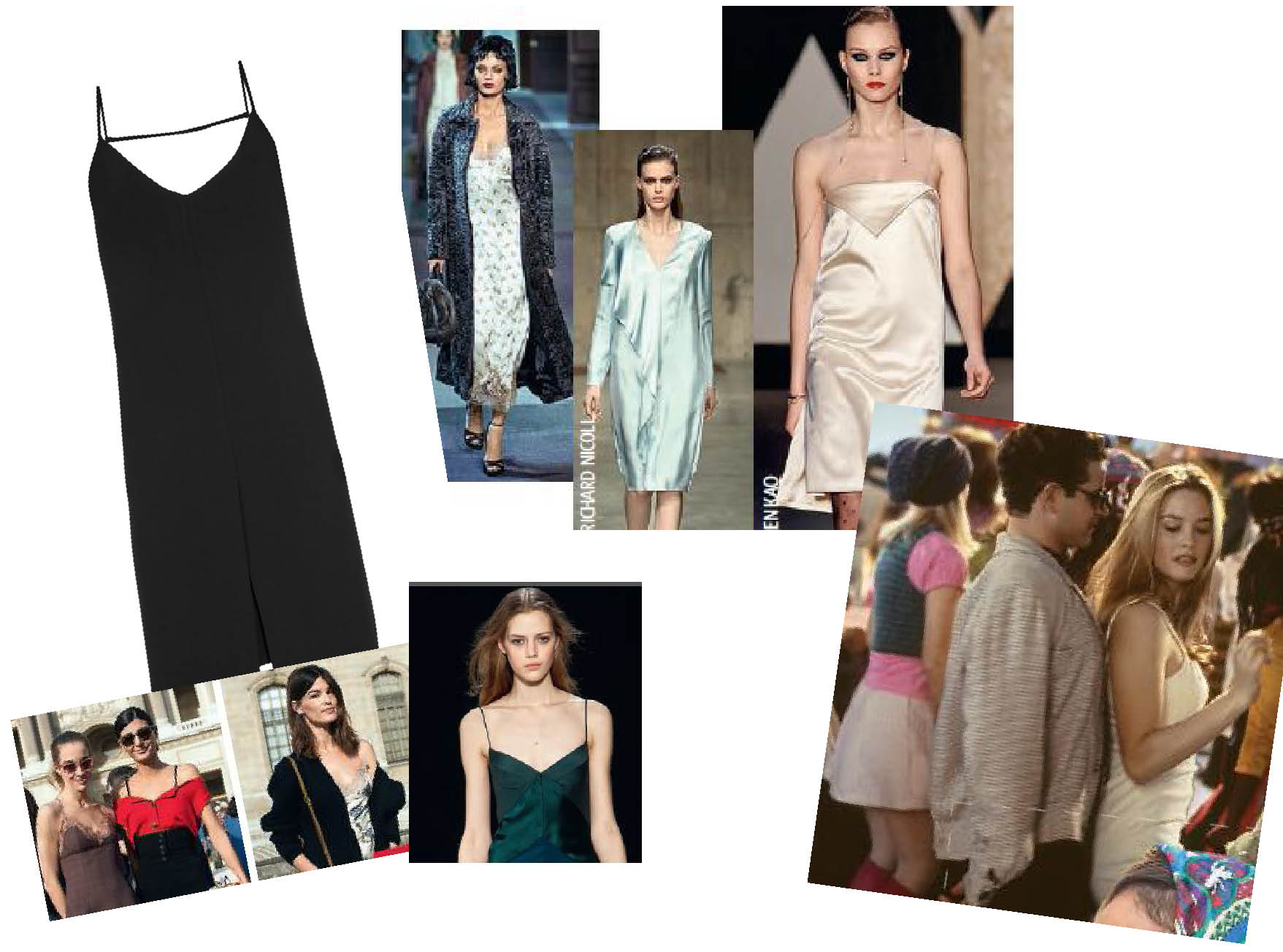 Голая правда: как носить lingerie dress-320x180