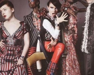 Джульетт Льюис присоединилась к рекламной кампании Marc Jacobs-430x480