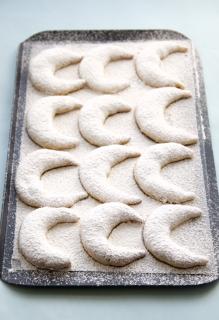 Рецепт выпечки: ванильное печенье