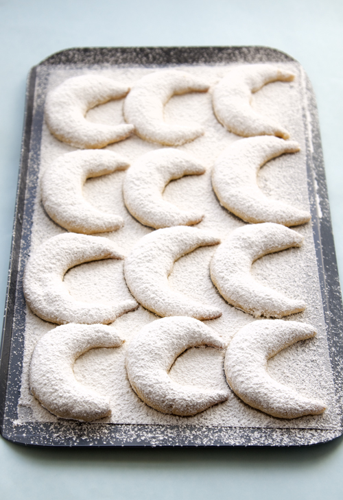 Рецепт выпечки: ванильное печенье-320x180