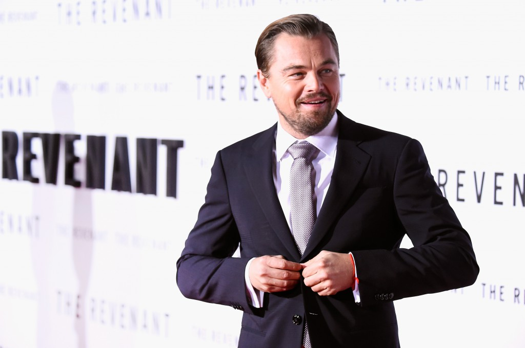 "Premiere Of 20th Century Fox's ""The Revenant"" - Arrivals"