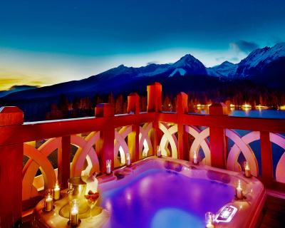 Номер на двоих: самые романтичные отели в мире-430x480