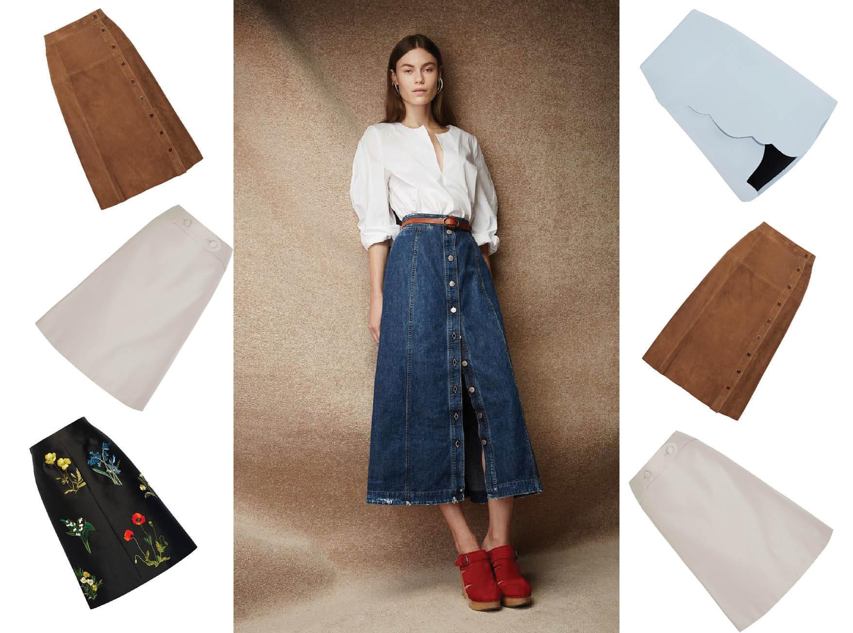 Выбор Marie Claire: юбка-трапеция-320x180