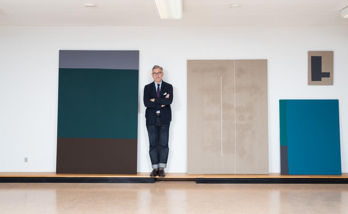 Мастер коллажа: интервью с украинско-датским художником Сергеем Святченко-320x180