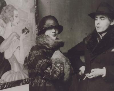 Девушки из Дании: история художницы Герды Вегенер и ее мужа Эйнара-430x480