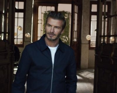 Все хотят быть как Бекхэм: новое видео H&M-430x480