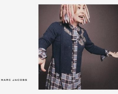 Лана Вачовски стала новой героиней весенней кампании Marc Jacobs-430x480