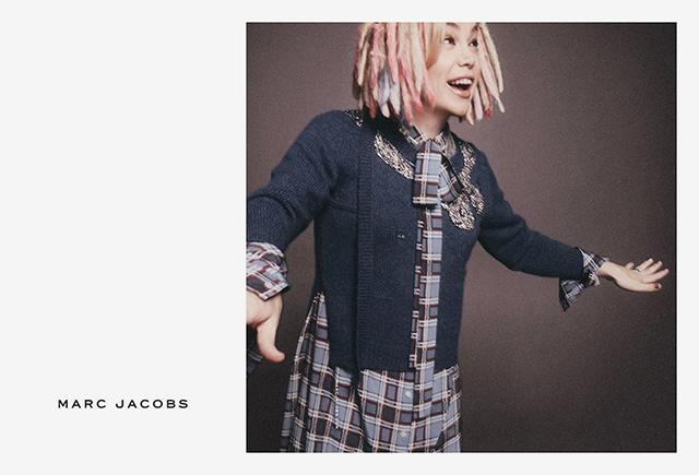 Лана Вачовски стала новой героиней весенней кампании Marc Jacobs-320x180