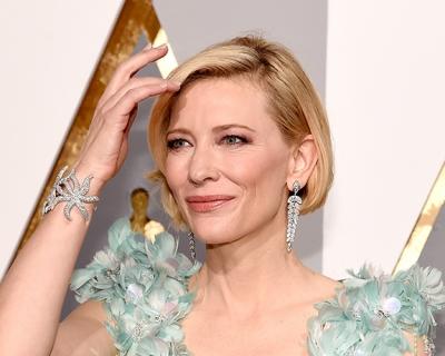 30 платьев с церемонии вручения премии «Оскар» — 2016-430x480