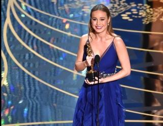 Бри Ларсон получила свой первый «Оскар»
