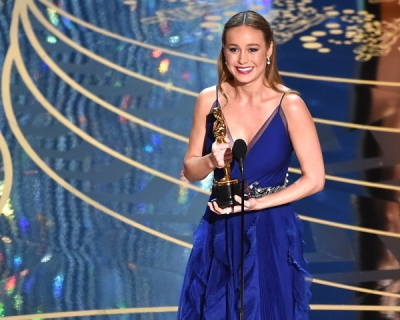 Бри Ларсон получила свой первый «Оскар»-430x480