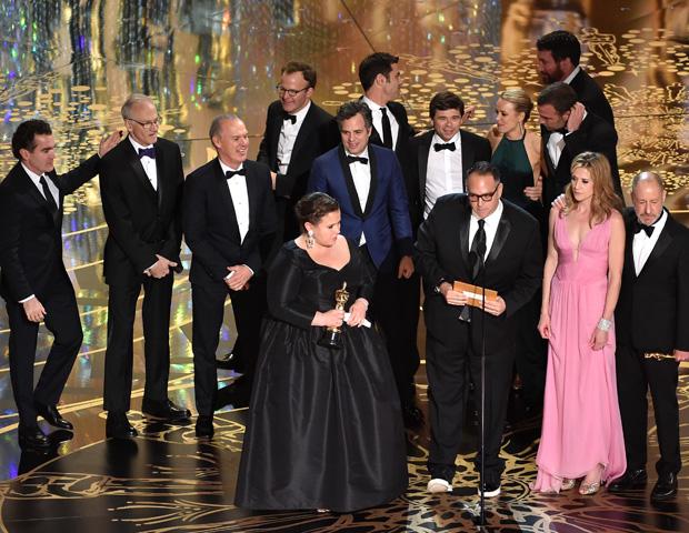 Главный «Оскар» достался киноленте «В центре внимания»-320x180