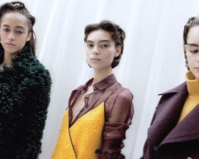 На британских улицах: коллекция Mulberry на Неделе моды в Лондоне-430x480