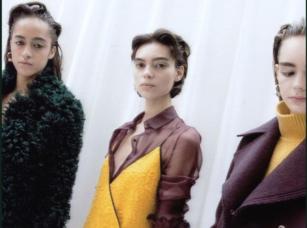 На британских улицах: коллекция Mulberry на Неделе моды в Лондоне-320x180