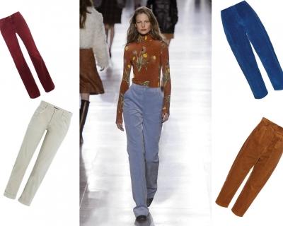 С чем носить вельветовые брюки-430x480