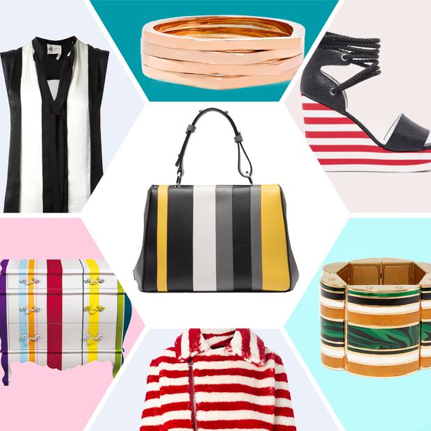 Выбор Fashion-директора: наряды в яркую полоску-320x180