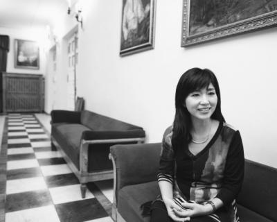 Спецпроект Gancia: Кейко Мацуи о музыке и родном доме-430x480