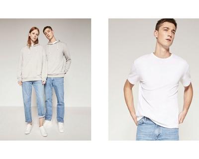 Zara представили «бесполую» линию одежды-430x480