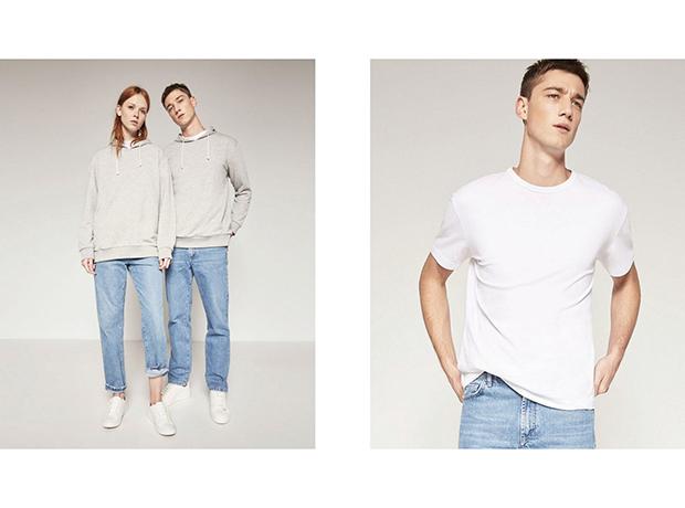 Zara представили «бесполую» линию одежды-320x180