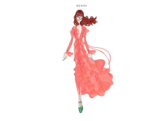 Алессандро Микеле создаст сценические костюмы для тура Florence+The Machine-320x180