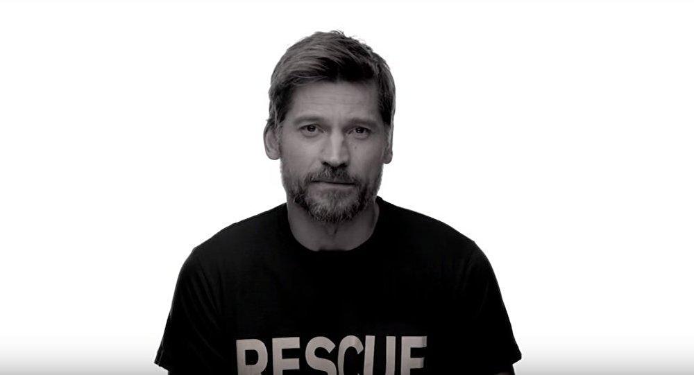 ВИДЕО: актеры «Игры престолов» призвали помочь беженцам-320x180