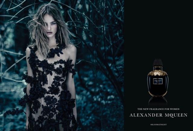 Заколдованный лес: кампейн нового аромата от Alexander McQueen-320x180