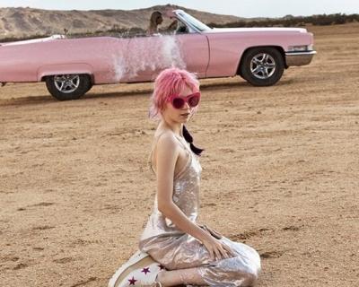 Певица Grimes стала лицом аромата Stella McCartney-430x480