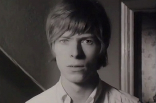Дэвид Боуи в короткометражке The Image (1967)