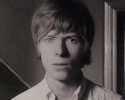 Дэвид Боуи в короткометражке The Image (1967)-430x480