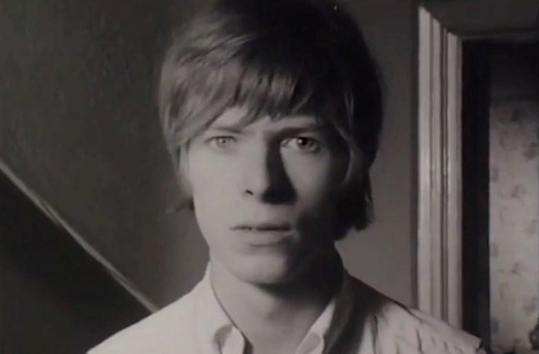Дэвид Боуи в короткометражке The Image (1967)-320x180