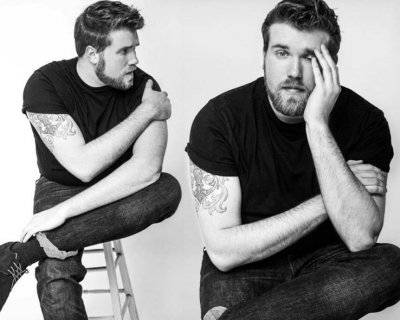IMG Models подписали контракт с первым мужчиной plus size-430x480