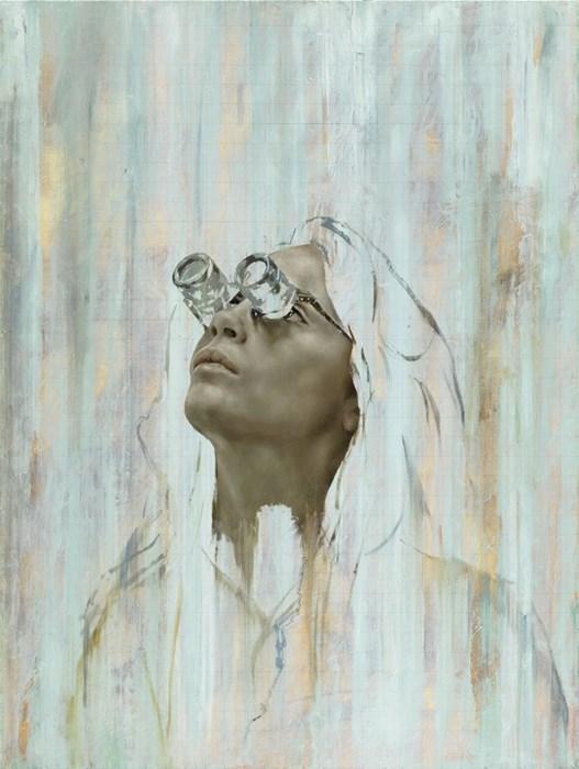 Кара Делевинь стала героиней новой художественной выставки-320x180