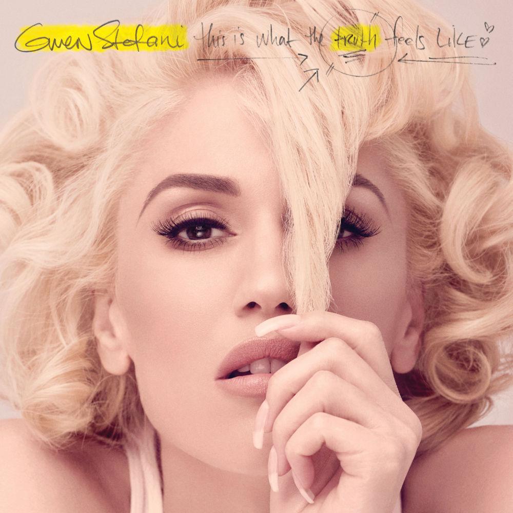 Альбом Гвен Стефани стал первым в мире сольным альбомом № 1-320x180