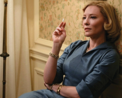 В одесском «Артхаус Клубе» состоится допремьерный показ фильма «Кэрол»-430x480