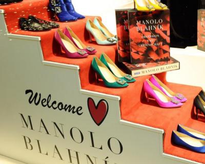 Manolo Blahnik запустили свой онлайн-магазин-430x480